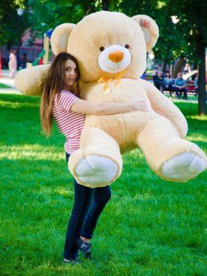 Медведь Томми 180 см Бежевый