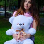 Медведь Томми 65 см Белый — Coolbear
