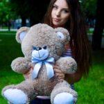 Медведь Томми 65 см Капучино — Coolbear