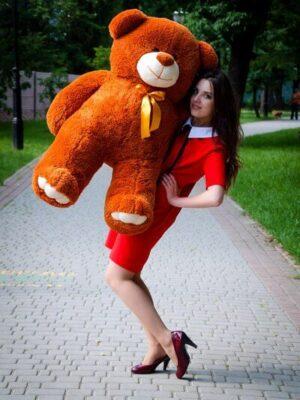 Медведь Ветли 130 см Коричневый