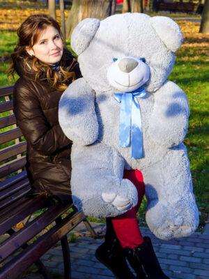 Медведь Ветли 130 см Серый