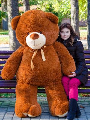 Медведь Ветли 160 см Коричневый