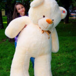 Медведь Ветли 160 см Персик — Coolbear