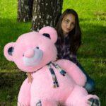 Барни 130 розовый 3
