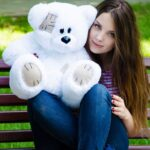 Медведь Потап 50 см Белый — Coolbear