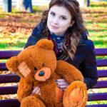 Медведь Потап 50 см Коричневый — Coolbear