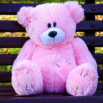 Медведь Потап 50 см Розовый — Coolbear