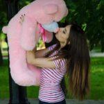 Раф 100 розовый 2