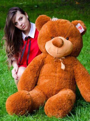 Медведь Рафаэль 140 см Коричневый