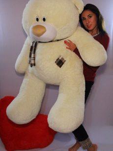Медведь Тедди 140 см Шампань