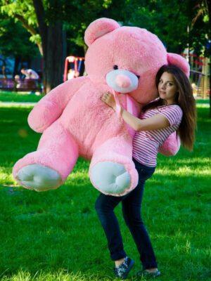 Медведь Томми 180 см Розовый
