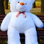 Медведь Ветли 200 см Белый — Coolbear