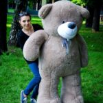 Медведь Ветли 200 см Капучино — Coolbear