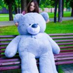 Медведь Ветли 200 см Серый  — Coolbear