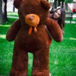 Медведь Ветли 200 см Шоколадный — Coolobear