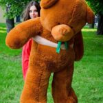 Медведь Ветли 200 см Коричневый