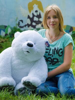 Медведь Сахарок 100 см - фото 15